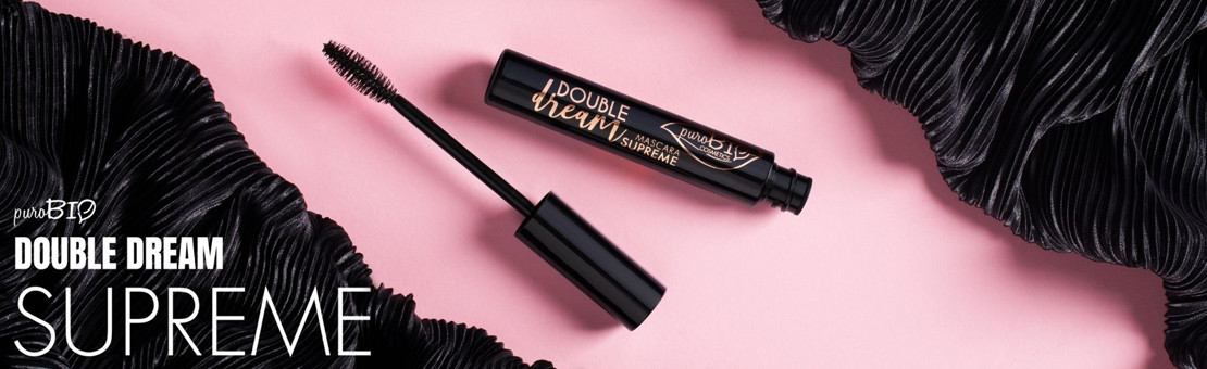 Nuovo Mascara Double Dream Supreme di Purobio!